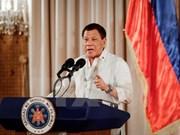 Agradece Filipinas a EE.UU. por respaldo en combate antiterrorista