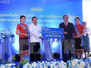 Banco vietnamita Sacombank abre nuevo filial en Laos