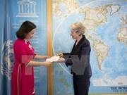 Resaltan vínculos sostenibles entre la UNESCO y Vietnam