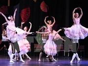 """Público en Ciudad Ho Chi Minh disfruta del ballet """"Carmen"""""""