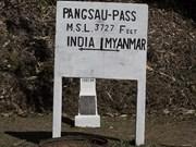 India abre dos puertas fronterizas con Myanmar y Bangladesh