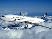 Air New Zealand decide mantener vuelos directos Auckland- Ciudad Ho Chi Minh