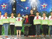 Vietnam se esfuerza para brindar alegría a todos los niños en Fiesta del Medio Otoño