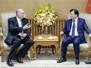 Cooperación Vietnam- Cuba está en su mejor período de desarrollo, valora vicepremier vietnamita
