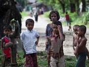 Myanmar y Bangladesh crean grupo conjunto para la repatriación de rohingyas