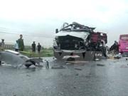 Accidentes de tránsito cobra vida de seis mil personas en nueve meses de 2017