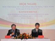 Provincia vietnamita de Thanh Hoa promueve inversión en Alemania