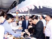 Presentan platos típicos de países de ASEAN en Vientiane