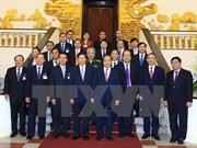 Vietnam y Laos buscan acelerar importantes proyectos conjuntos