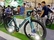 Efectuarán en Hanoi Exposición Internacional de bicicletas