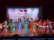 Comienza semana de cultura vietnamita en Camboya