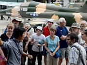 Reportan ligero aumento de turistas extranjeros a Ciudad Ho Chi Minh