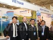 Destacado pabellón de Vietnam en XXIV Exposición Internacional de Turismo en Ucrania