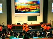 Jóvenes vietnamitas promueven la imagen nacional en la República Checa