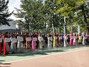 Festival deportivo de vietnamitas en Beijing refuerza solidaridad entre connacionales