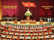 Concluye sexto pleno del Comité Central del Partido Comunista de Vietnam