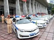 Policía vietnamita garantizará orden del tránsito en Semana de alto nivel de APEC 2017