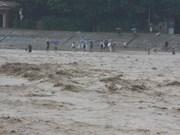 Oficina del presidente de Vietnam realiza actividades de apoyo a víctimas de inundaciones