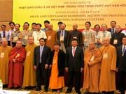 Vietnam y Laos comparten experiencias en ámbito de asuntos religiosos