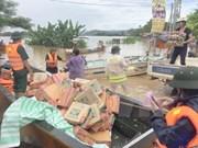 Inundaciones en Vietnam dejan saldo de 54 muertos