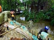Continúan en Vietnam actividades de apoyo a víctimas de inundaciones