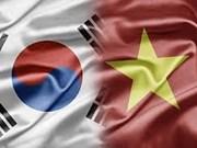 Provincias de Vietnam y Sudcorea estrechan cooperación