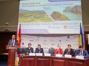 Vietnam y Ucrania impulsan nexos de cooperación