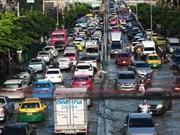 Registran récord de precipitaciones en Bangkok en últimos 25 años