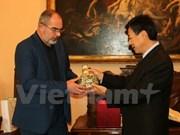 Vietnam y República Checa estudian oportunidades de cooperación económica