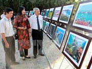 Exhiben en Kon Tum pruebas de soberanía vietnamita sobre los archipiélagos Hoang Sa y Truong Sa
