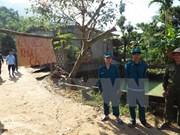 Provincia vietnamita de Hoa Binh declara situación de emergencia por catástrofes naturales