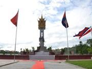 Inauguran monumento de Amistad Vietnam-Camboya en Koh Kong