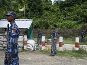 Myanmar inicia campaña para reconstruir el Norte de Rakhine