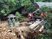 Inundaciones ocasionan graves pérdidas en provincia vietnamita de Hoa Binh