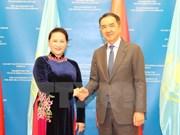 Vietnam y Kazajstán buscan fomentar nexos económicos
