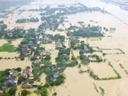 Extienden Laos y El Salvador condolencias a Vietnam por pérdidas causadas por inundaciones