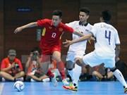 Presentan a patrocinadores del Campeonato sudesteasiático de fútbol sala