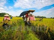 Japón presenta en Vietnam tecnología automatizada para agricultura