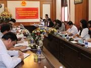 Consejo de Nacionalidades del Parlamento vietnamita debate asistencia a minorías étnicas