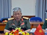 General vietnamita evalúa altamente resultados de Diálogos de Políticas de Defensa con EE.UU.