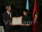 Celebran XX aniversario del Instituto de Cultura Argentino-Vietnamita