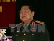 Vietnam participa en ADMM en Filipinas