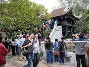 Vietnam avanza hacia meta de atraer 13 millones de turistas extranjeros en 2017