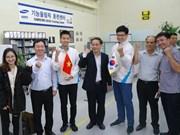 Gana Vietnam bronce en Competencia Mundial de Habilidades