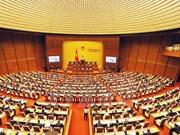 Inauguran cuarto período de sesiones del Parlamento vietnamita