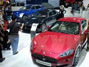 Célebres marcas mundiales se darán cita en exposición internacional de autos Vietnam