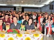 Conmemoran Día de la mujer vietnamita en Macao