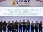 ASEAN fortalece nexos en defensa con sus contrapartes