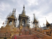 Tailandia inicia funeral de rey Bhumibol Adulyadej