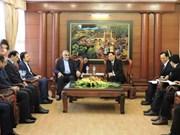 Vietnam e Irán fortalecen cooperación económica